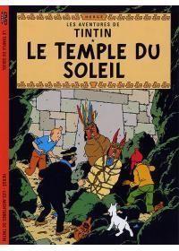 TINTIN A la poursuite des ravisseurs du Professeur Tournesol, Tintin et le Capitaine Haddock débarquent au Pérou. Le pays leur réserve bien des surprises et les ravisseurs du Professeur bien des embûches ; jusqu'à ce qu'avec l'aide d'un jeune indien, Zorrino, ils parviennent au Temple du Soleil…