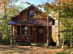 416 Sq. Ft. Timber Cabin on 5 Acres in NY