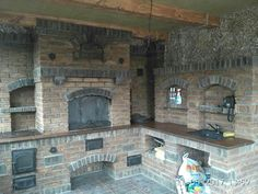 Simple Outdoor Kitchen, Home Decor, Decoration Home, Room Decor, Home Interior Design, Home Decoration, Interior Design