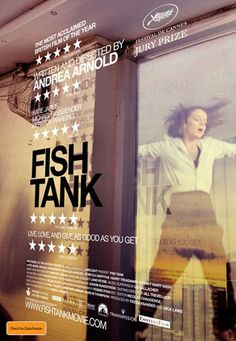 """Fish Tank"" Movie Poster"
