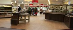 Ifse designed and fit-out the server, kitchen and seating facilities at Waresley Garden Centre.