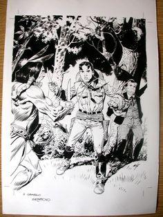CAPITAN MIKI - N.001 Edizioni IF Comic Art
