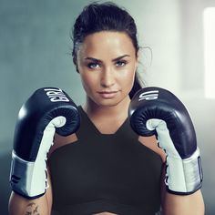 Demi Lovato for Fabletics