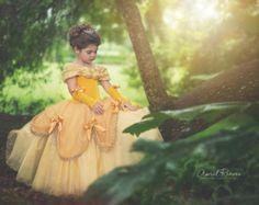 Vestido de Belle inspirado Vestido de la princesa por primafashions   Supernatural Style