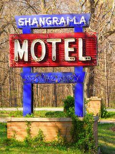 Shang Ri La Motel.....Saugatuck, Michigan