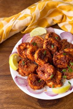 Prawns Recheado Masala Recipe with step by step photos. Prawns recheado is a spicy, hot, tangy, reddish-orange famous goan masala used mainly for fish. Goan Recipes, Veg Recipes, Curry Recipes, Seafood Recipes, Indian Food Recipes, Chicken Recipes, Cooking Recipes, Healthy Recipes, Cooking Tips