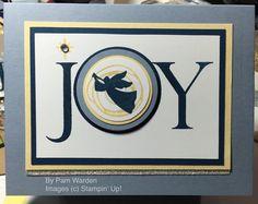 Joyful Nativity, Stampin' Up!