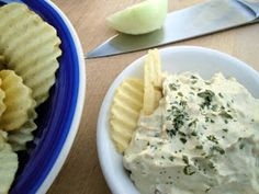 Homemade Chip Dip