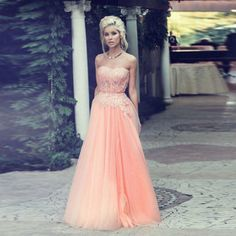 Find More Evening Dresses Information about Fashion Sweetheart Neckline Evening  Dresses Appliques Lace A Line Floor f5dfd8799097