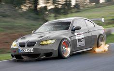 2010 BMW M3 GTR