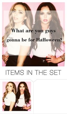 """What are you guys gonna be for Halloween?"" by littledirectiondreamteam ❤ liked on Polyvore featuring art"