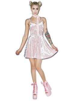 Lip Service Your Velvet Crush Dress