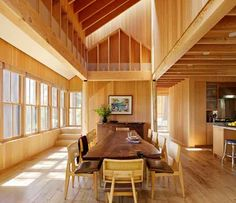 Site-sensitive house in Lake Tahoe by Turnbull Griffin Haesloop