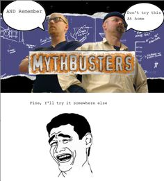 Le Dont Try This At Home - View more rage comics at http://leragecomics.com