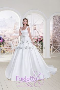 Svadobné šaty: Svadobné šaty - Agentúra Giovanna Formal Dresses, Wedding Dresses, One Shoulder Wedding Dress, Salons, Ball Gowns, Fashion, Dresses For Formal, Bride Dresses, Ballroom Gowns