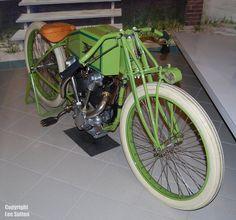 Overhead Cam Excelsior Racer, 1919