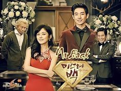 Mr Back Full Episode - 미스터 백 - [1-16] FullHD - Korean Movies