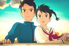 La colina de las amapolas (Goro Miyazaki, 2011)