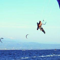 || Kiteboarding