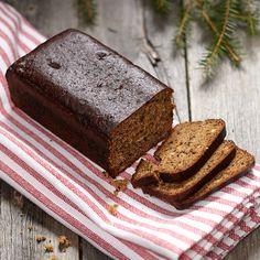 Herkullisen mausteinen, itse leivottu joululeipä on ilo antaa lahjaksi. #kodin1 #anno #joulu