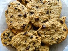 Nyomtasd ki a receptet egy kattintással Diabetic Recipes, Diet Recipes, Cooking Recipes, Healthy Recipes, Healthy Cookies, Healthy Desserts, Sin Gluten, Clean Eating Kids, Low Sugar