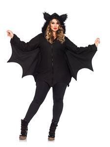 Cozy Bat Dress Adult Womens Plus Size Costume - 346962 | trendyhalloween.com #trendyhalloween
