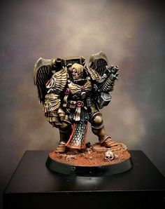 Warhammer 40k Blood Angels, Deathwatch, Warhammer Models, Warhammer 40k Miniatures, Mini Paintings, The Grim, Warhammer 40000, Space Marine, War Machine