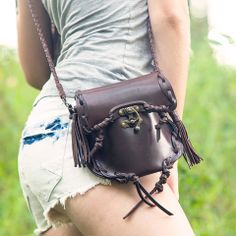 Shop the latest Leather Hip Bag products from JooJoobs on Etsy, Animetee, SkaldWorkshop on Etsy, Embi Bags and more on Wanelo, the world's biggest shopping mall. Saddle Shop, Hip Bag, Custom Leather, Braided Leather, Leather Working, Leather Purses, Bag Accessories, Boho Chic, Braids