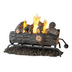 Real Flame Convert to Gel Log Set