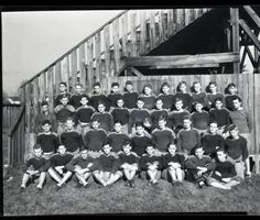Frankfort High School football team, Frankfort, Ky. :: Wolff, Gretter, Cusick, Hill Studio Negatives Collection