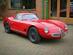 1968 ATL-Alfa Romeo 2000 Sports Coupe
