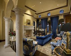 Interior | Cal Christiansen & Company Arizona's Top Custom Home Builder