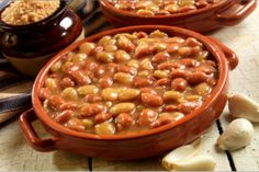 Baked Beans with Pinto & Lima Beans | Southern Style Sides | Glory Foods