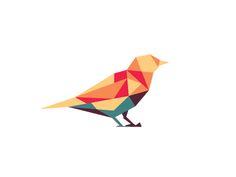 Bird Logo  by Joseph Wells