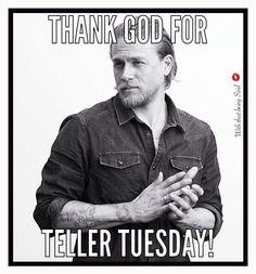 Teller Tuesday!