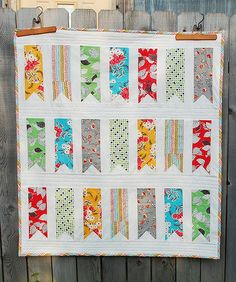 Best In Show Quilt Pattern by my favorite color, via Flickr