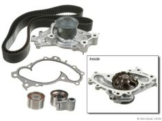 AISIN Timing Belt Kit with Water Pump  #Aisin #Automotive_Parts_and_Accessories