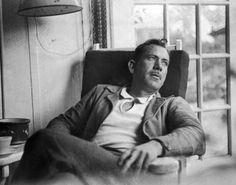 John Steinbeck (Peter Stackpole—The LIFE Picture Collection/Getty Images)