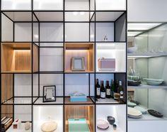 Afbeeldingsresultaat voor open kast design Shelving, Cabinet, Van, Concept, Home Decor, Store, Shelves, Clothes Stand, Decoration Home