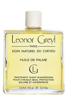 Leonor Greyl PARIS 'Huile de Palme' Pre-Shampoo Beautifying Oil | Nordstrom #health #girlfriends #sister