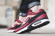 Vachetta Tan Accents the Latest Nike Air Max BW Premium - EU Kicks: Sneaker Magazine
