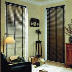 Improve your #office #interior by installing our magnificent #Cedar #Shutters.
