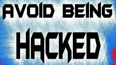 Avoid Haking