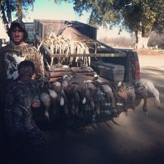 I took my little brother on his first good duck hunt last year. We killed 2 mixed limits of mallards, sprig, wigeon and gadwalls and 9 specks and a snow was a sweet bonus