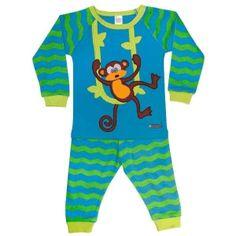 Monkey Swing 2pc Pajama - Sozo