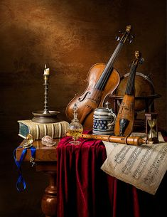 Musical Still Life with the 5 senses. | Flickr - Photo Sharing!