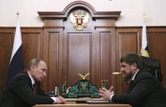 Russia's Chechen Leader Ramzan Kadyrov Accused Of Being A 'Time Bomb' In National Security Report