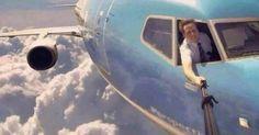 17 personer som drog fram kameran och tog sitt livs selfie