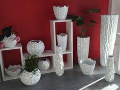 Vase rond design