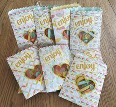 Sale-a-bration treat bags